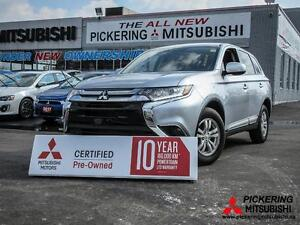2016 Mitsubishi Outlander HEATED SEATS, CLIMATE CONTROL, BLUETOO