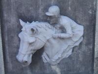 HORSEY OUTSIDE SIGN