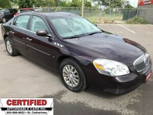 2008 Buick Lucerne CX ** CRUISE, 6 PASS **