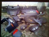 Piaggio x9 125 and 250cc parts spares