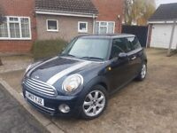 mini cooper diesel 1.6 chilli pack, 2 former keepers, ex mini approved used car,excellent condition.