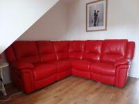Sofa Settee Corner Unit