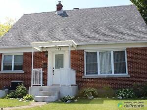274 900$ - Maison à un étage et demi à vendre à Gatineau (Hu