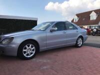 Urgent sale S320 Mercedes Benz super mint