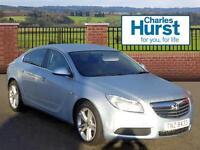 Vauxhall Insignia EXCLUSIV CDTI (silver) 2013-05-16
