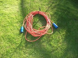 Electric Hook- up Cable