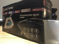 Russell Hobbs iron-new with instructions