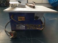 Heavy Duty Diamond Wheel Tile Cuttter Homelux 900Watt Induction Motor