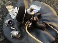 Classic mini SU 1.5 inch carburettor recent rebuild
