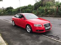AUDI A6 2.7 TDI - 1 OWNER - 2007 REG leather interior