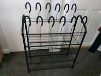 Shoe Rack for 18 pairs