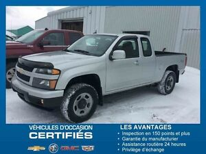 2010 CHEVROLET COLORADO 4WD EXTENDED CAB