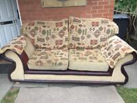 Free sofa for anyone to collect
