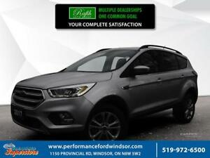 2017 Ford Escape SE ***NAV, convenience package***