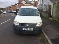 VW CADDY TDI C20 104