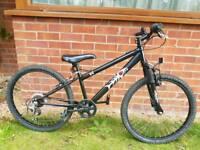 "Boys lovely 24""wheel mountain bike"