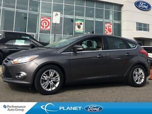 2012 Ford Focus SEL 4 CYLINDER HEATED SEATS BLUETOOTH CAPABLE