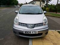 2008 nissan note 1.4 petrol automatic