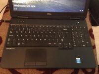 DELL LATITUDE E5540 (£120) 16GB Ram i5 processor