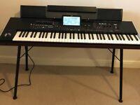 Korg Pa4X 76 keys with Korg ST-SV1 Stand & Korg PAAS Speaker System