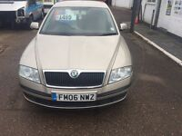 Reduced to sell because we need the space...Skoda Octavia Auto 2006