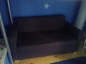 Used two seat sofa bed (Ulvi, Ikea)
