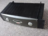 Disco/Reference amplifier