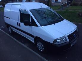 2005 '55' Fiat Scudo 1.9D Expert Dispatch Van ONLY 86k LOW MILES!!