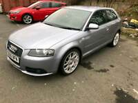 Audi A3, 2.0tdi, S-Line, Half leather, Diesel, 80k, NOV MOT