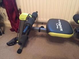 Wondercare exercise machine