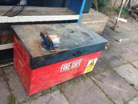 Van volt -fire safe