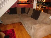 Corner Sofa, Immaculate condition, bought from Furniture Village 4 years old.