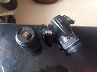 Sony A230 DSLR Camera