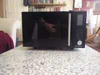 Silvercrest Microwave SMW 800 D3 Black - Must Go Tuesday!