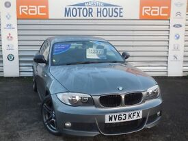 BMW 118d SPORT PLUS (EDITION) FREE MOT'S AS LONG AS YOU OWN THE CAR!!! (grey) 2013