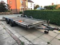 Brian James Flatbed Trailer Car Transporter
