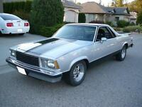 1978 Chevrolet El Camino Restored and Highly Modified 385 HP