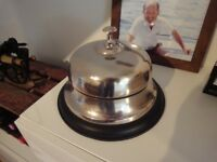 Extra large hotel reception bell