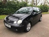 VOLKSWAGEN POLO FSI SPORT 2003 1.4 5 DOOR MOTD DRIVES GOOD CLEAN CAR