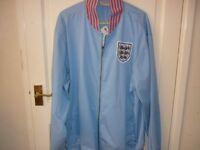 Umbro England Ramsey Retro Jacket