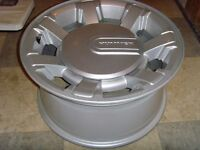 1 X GENUINE HUMMER H2 ALLOY WHEEL 17 X 8.5 EXCELLENT CONDITION