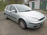 2003 FORD FOCUS PETROL TESTED JULY CHEAP PART EX, STARTS RUNS AND DRIVES