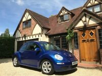 2006 Volkswagen Beetle Facelift, Manual 1.6 LUNA, Lovely Clean Example+Part Ex?