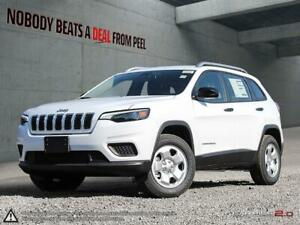2019 Jeep Cherokee **BRAND NEW!!** That's Right! Only $23,888!