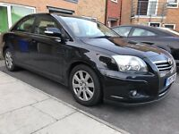 TOYOTA AVENSIS 1.8 VVT-i T3-X ★ 4 DR SALOON ★PETROL★ MANUAL ★ ONE FORMER KEEPER ★ CLUTCH KIT CHANGED