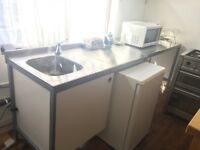 Worktop and sink unit