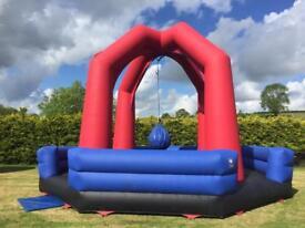 Bouncy Castle Wrecking Ball