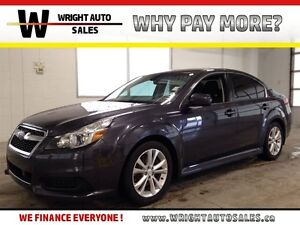 2013 Subaru Legacy 3.6R| AWD| LEATHER| NAVIGATION| SUNROOF| 73,0