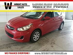 2013 Hyundai Accent LOW MILEAGE|HEATED SEATS|21,657 KMS