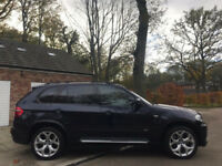 2007 BMW X5 4.8i V8 SE AUTO NO PX ACCEPTED 89900 MILES BLUE